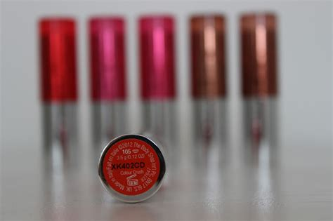 The Shop Lipstick 110 belles boutique uk mummy the shop colour crush lipsticks