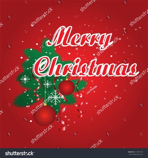 merry christmas a beautiful 1539344614 merry christmas beautiful christmas card stock vector illustration 515481370 shutterstock