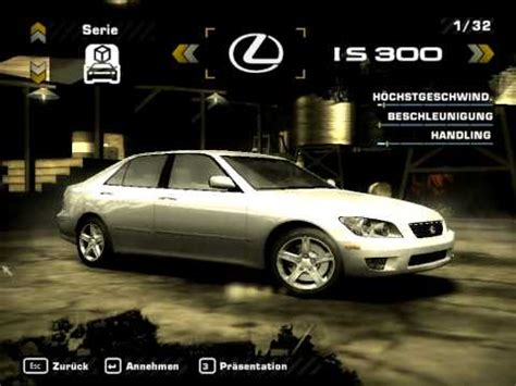 need for speed most wanted wagen need for speed most wanted alle autos all cars