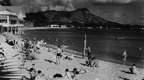 sightseeing in honolulu hawaii in ww2
