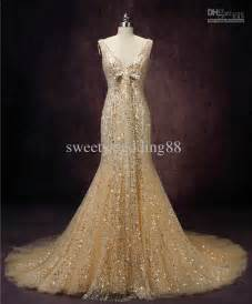 2014 new arrival bling bling crystals gold sequins luxury