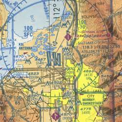 San Diego Sectional Chart by San Diego Terminal Chart