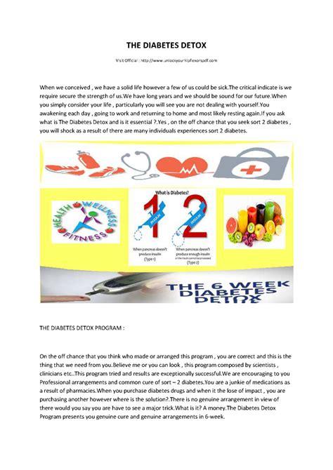 Diabetes Detox Stengler Pdf by The Diabetes Detox Authorstream