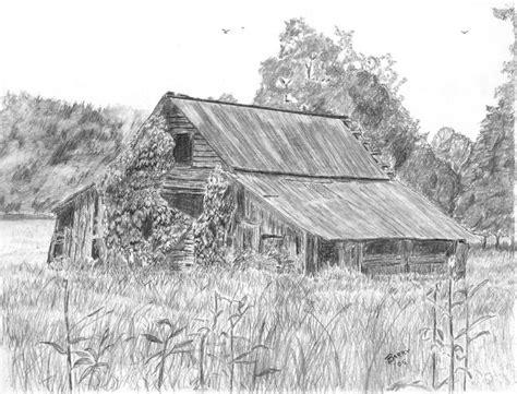 Modern Barns by Old Barn 4 By Barry Jones