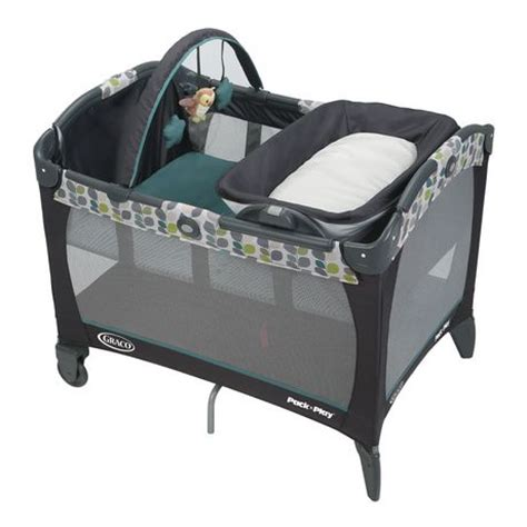 Graco Pack N Play With Reversible Napper Boden T1310 3 Graco Pack N Play Playard With Reversible Napper