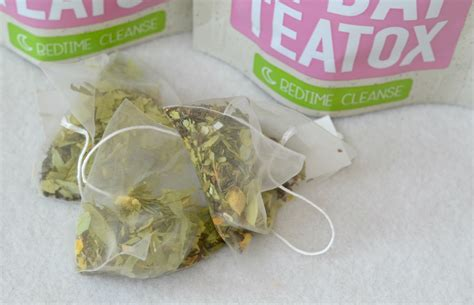 What Is The Best Detox Tea Uk by Bootea Cleansing Detox Teas Are They Really Worth The