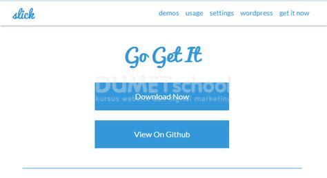 membuat website dengan wordpress download cara membuat slider dengan slick kursus website terbaik