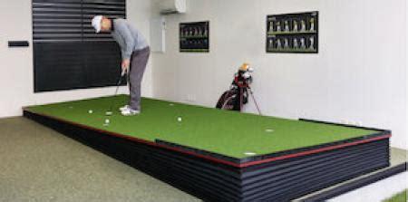 zen green stage adjustable putting platform launched golfpunkhq