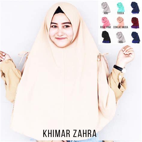 Jilbab Instan Termurah review jilbab instan khimar syar info harga tempat