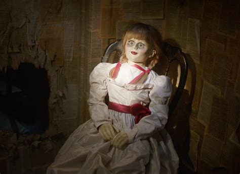 annabelle doll trailer new annabelle creation trailer reveals more insight