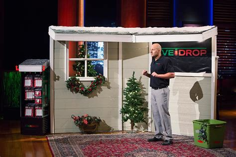 christmas light hanger evedrop shark tank blog