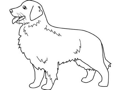 imagenes animales domesticos para imprimir perro contento dibujalia dibujos para colorear