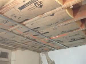 isolation du plafond r 233 nover soi m 234 me une en