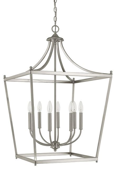 capital lighting 4033bb stanton 3 capital lighting stanton 8 light foyer fixture transitional pendant lighting by seldens