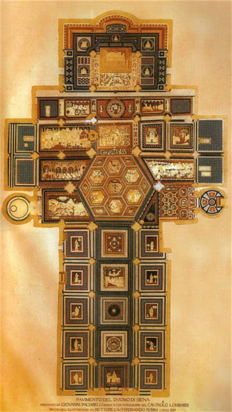 milan cathedral floor plan spectacular mosaic floor in siena s duomo visible for