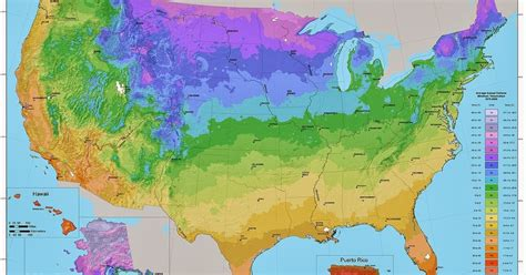 usda zone map think global garden local gardening zones