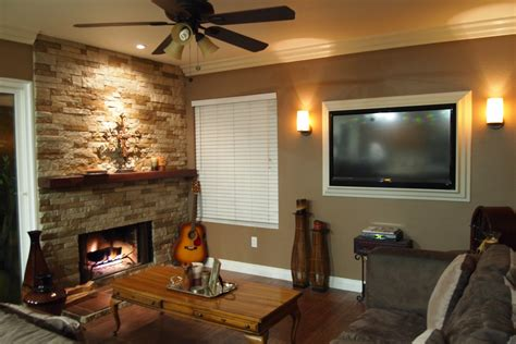 Lighting A Fireplace by Rancho Penasquitos Family Room Remodel Myrna Vasquez