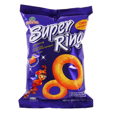 oriental super cheese ring   buy asian food