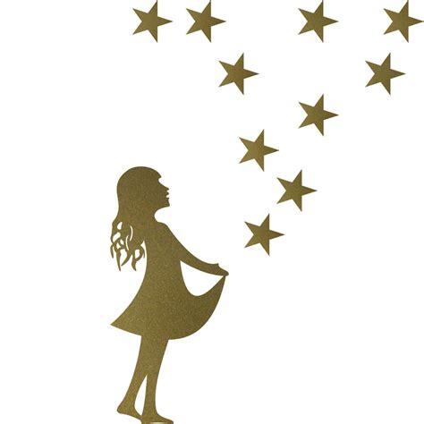 Aufkleber Sterne Weihnachten by Sterntaler 10 Sterne Aufkleber Folie Weihnachten