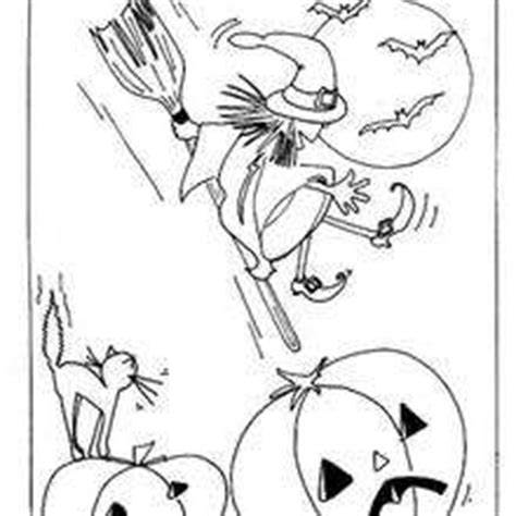 mean witch coloring page halloween coloring pages 360 printables to color online