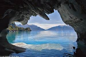the most beautiful caves in the world chile s marble