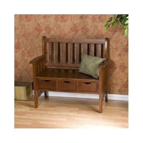 oak entryway bench entryway storage bench accent mission wood oak deacon