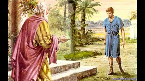 El Hijo Prodigo Imagenes | la tribu de benjamin el hijo prodigo youtube