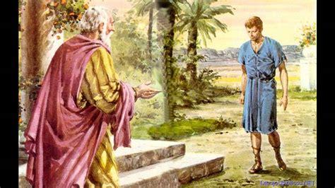 imagenes catolicas del hijo prodigo la tribu de benjamin el hijo prodigo youtube