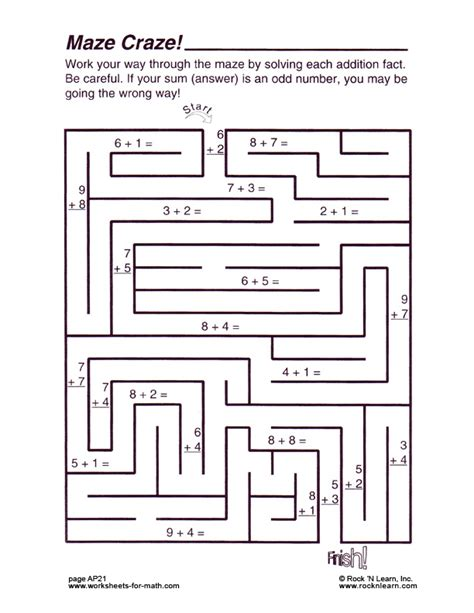 printable mazes for grade 6 6 best images of printable math mazes ancient greece
