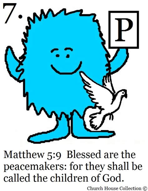 printable version of the beatitudes beatitudes clip art cliparts