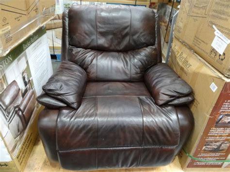 rocker recliner costco woodworth easton leather rocker recliner