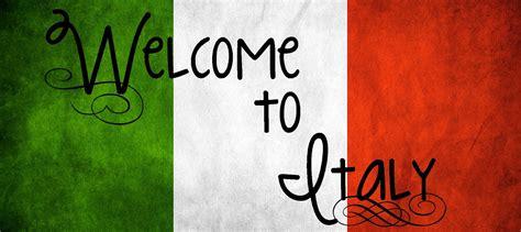 in italian benvenuto in italia welcome to italy wine in my opinion
