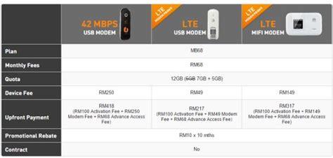 Modem Wifi Umobile u mobile upgrades its broadband plans with 2gb of data soyacincau