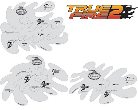 airbrush templates free true 2 by mike lavallee