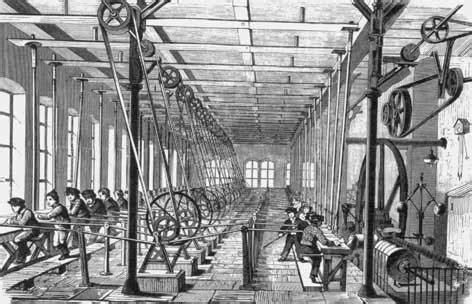 wann war die industrielle revolution matrix sprengen die industrielle revolution war bereits