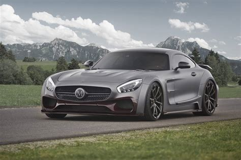 official mansory mercedes amg gt s gtspirit