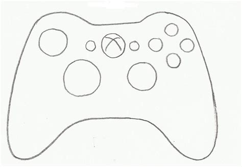 xbox 360 printable coloring pages xbox 360 game controller coloring pages