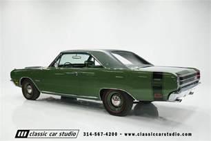 Dodge Dart Gts 1969 Dodge Dart Gts Classic Car Studio