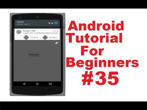 tutorial android imageview android tutorial for beginners 35 creating service using