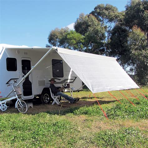 Rv Awning Sunscreen by Front Sunscreen To Suit 16 Rollout Awning