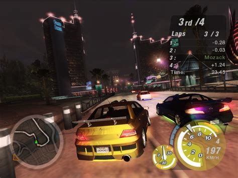 Need For Speed Underground clasicos nfs underground y ford racing identi