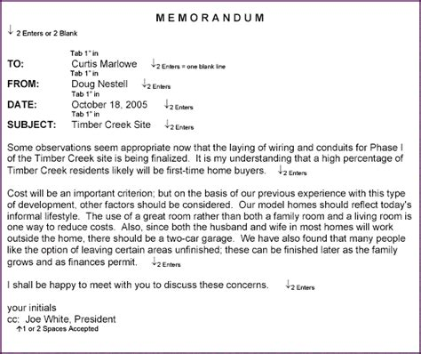 Memo Template Apa 7 apa memo format memo formats