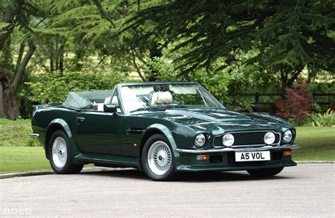 aston martin v8 volante aston martin v8 volante auto 7 0l rsw 1979 classic and