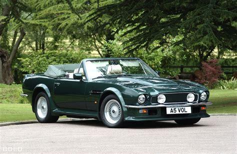 Aston Martin V8 Volante by Aston Martin V8 Volante Auto 7 0l Rsw 1979 Classic And