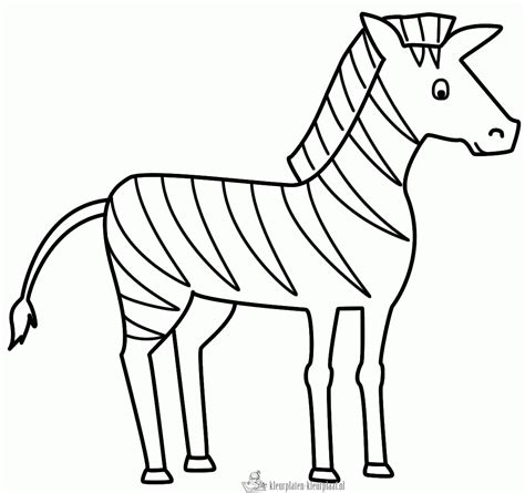 aardvark to zebra animals of africa coloring book books kleurplaten zebra kleurplaten kleurplaat nl