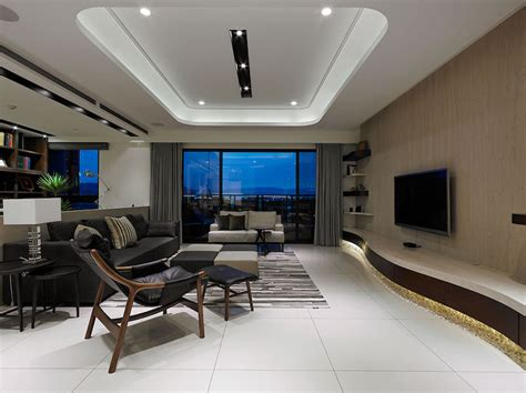 design apartment taiwan contemporary taiwan apartment showing luxury and