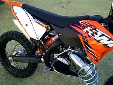 2010 Ktm 300 Xc 2010 Ktm 300 Xc W