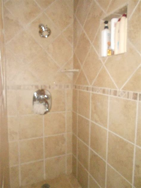 Pictures Of Walk In Tiled Showers by Tiled Walk In Shower Designs Studio Design Gallery
