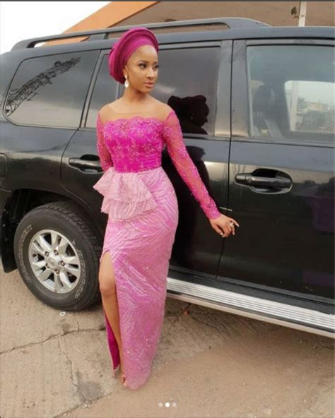 adesua etomi outfits adesua etomi and banky w outfit to gabriel afolayan s wedding