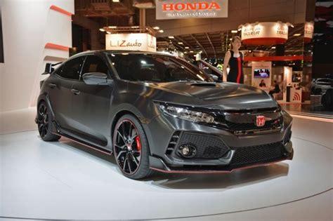 2019 Honda Civic Type R by 2019 Honda Civic Type R Honda Overview
